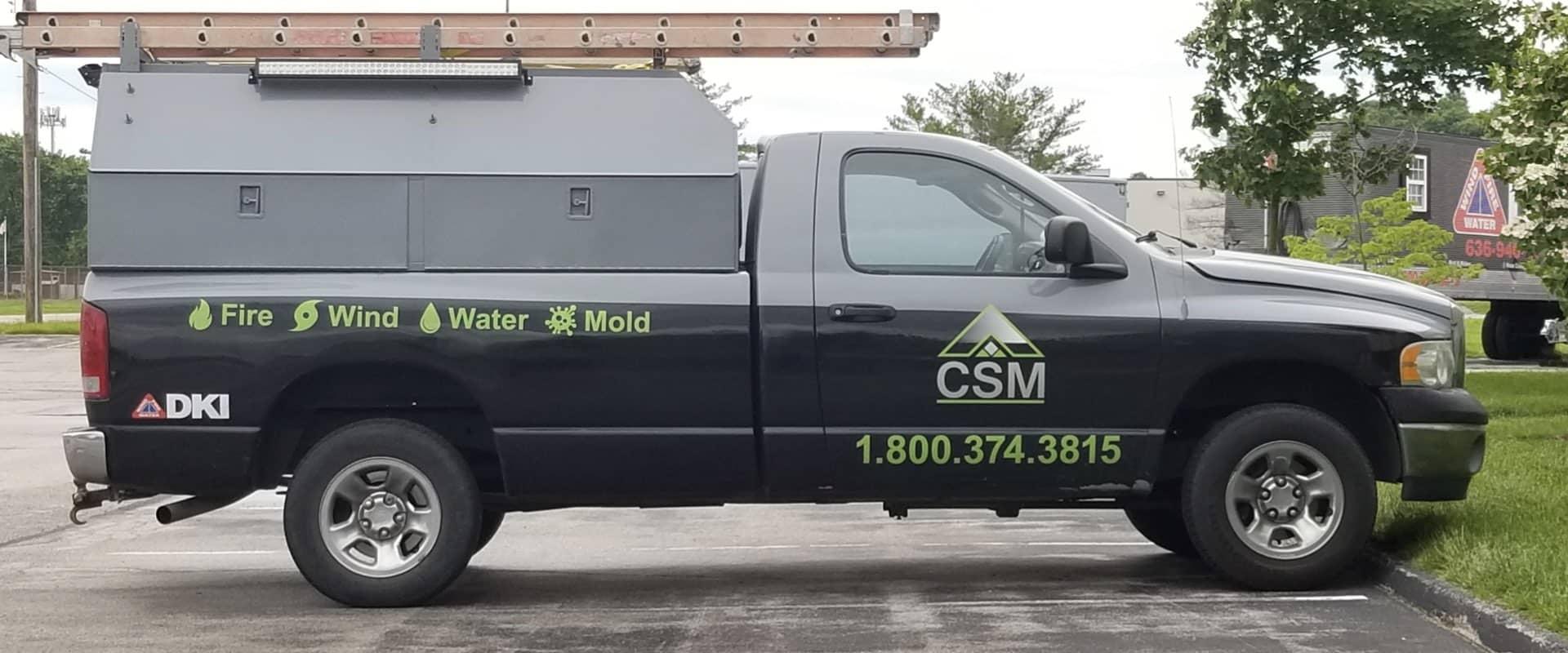 fire wind water mold restoration